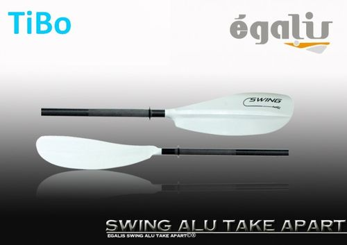 Egalis Swing alu take apart